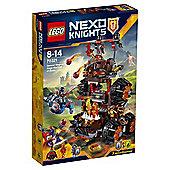 LEGO Nexo Knights General Magmars Siege Machine of Doom 70321
