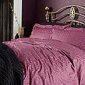 Biba Alaia Plum Oxford Pillowcase