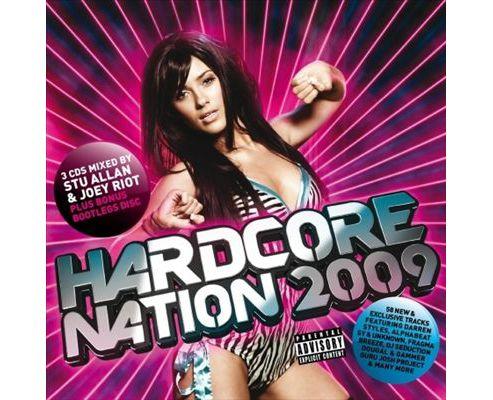 Hardcore Nation 2009