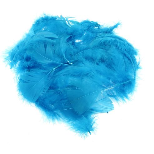Feather Petals - Turquoise