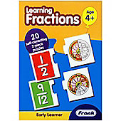 Frank Learning Fractions Puzzle