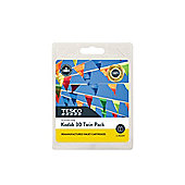Tesco K30 Printer Ink Cartridge Black Twin