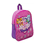 Character Paw Patrol 'Girl Pup Power' Junior PVC Front Backpack