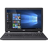 Acer Aspire ES1-531-C8DA Notebook (Intel Celeron N3050 - 4GB RAM 1TB HDD - Windows 10) Black