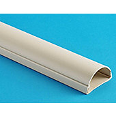 Cable Trunking 60x30mm - 1.5m length