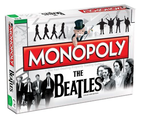 Monopoly - The Beatles Collectors Edition - Winning Moves