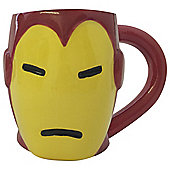 Marvel 3D mug gift  box - Iron Man