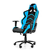 AK Racing Player Gaming Chair Black / Blue Perfect for office workers and gamers AK-K6014-BL