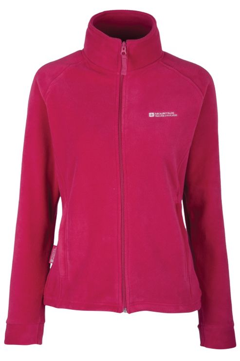 Image of Ash Women's Fleece - Red