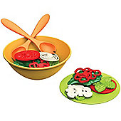 Green Toys SLDA-1013 Salad Set