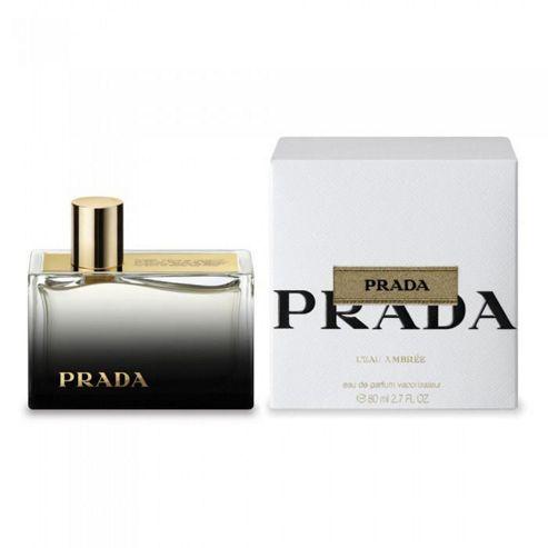 Prada L'Eau Ambre 80ml Eau de Parfum Spray