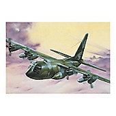 C-130E/H Hercules - 1:72 Scale - 015 - Italeri