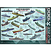 WWII War Ships Puzzle