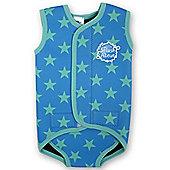Splash About BabyWrap Large (Blue Stars)