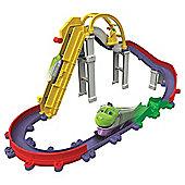 Chuggington Working Wheels Train Set