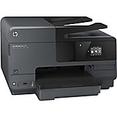 HP Officejet Pro 8610 (A4) Colour Inkjet Wireless e-All-in-One Printer (Print/Copy/Scan/Fax/Web) 128MB 19ppm (Mono) 14.5ppm (Colour) 30,000 (MDC)