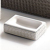 Gedy Marrakech Soap Dish - White Pearl
