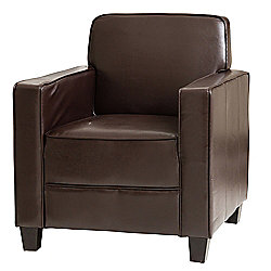 Sofa Collection Limoges Tub Chair - Brown