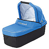 Out n About Nipper Carrycot, Lagoon Blue