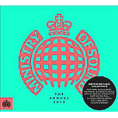 Ministry Of Sound: The Annual 2015 (3CD)