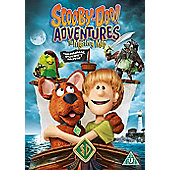 Scooby Doo! - Adventures Of Mystery Map DVD