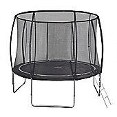 10ft Vortex Trampoline Set Including Cover + Ladder