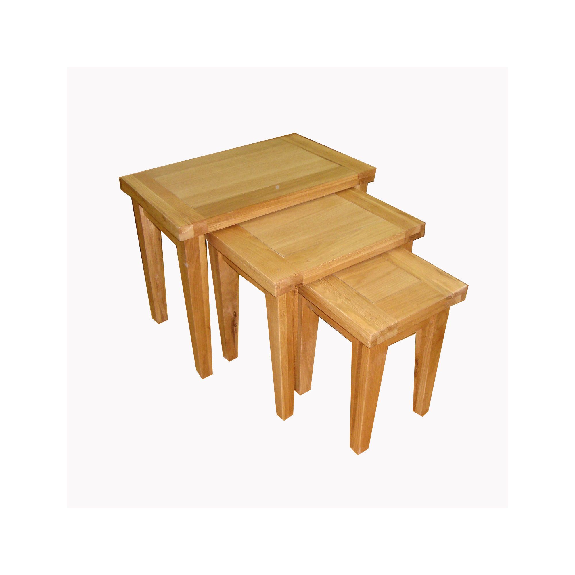 Solway Furniture Baltic Nest of Tables at Tesco Direct