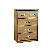 Home Essence Charles 5 Drawer Chest