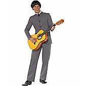 Fab Four - Adult Costume Size: 38-40