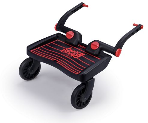 Lascal Buggy Board Mini - Red