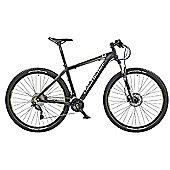 "Claud Butler Cape Wrath 4 17"" Black Performance Mountain Bike"