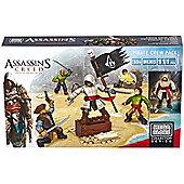 Mega Bloks Assassins Creed Pirate Crew Pack (CNF06) - Construction