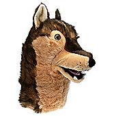 Wolf Head Puppet