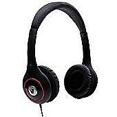 V7 Deluxe Headphones - Black