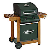 Outback 2016 Model Trooper 2 Burner Gas BBQ Green