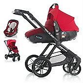 Jane Muum Matrix Light 2 Travel System (Crimson)