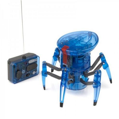7- Way Radio Control Spider - Blue Hexbug.