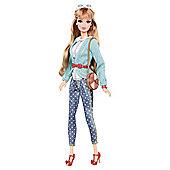 Barbie Style Doll Midge