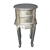 Wilkinson Furniture Dauphine Round Bedside Table
