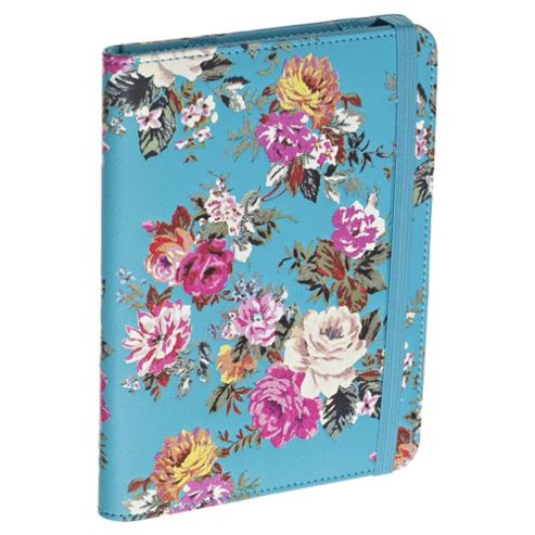 Accessorize Case/Stand for Kindle 4 - Blue Floral