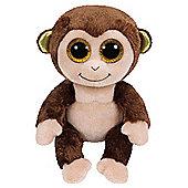 TY Beanie Boo Plush - Audrey the Monkey 15cm