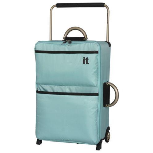 buy it luggage world 39 s lightest 2 wheel suitcase. Black Bedroom Furniture Sets. Home Design Ideas