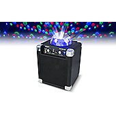 Ion House Party Compact Wireless Speaker System With Built In Light Show
