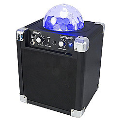 Ion House Party Bluetooth Speaker System with Built In Light Show
