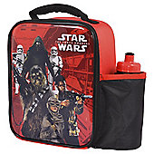 Star Wars Combo Lunchbag & Bottle