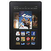 "Kindle Fire HD, 7"" Tablet, 8GB, WiFi - Black (2013)"