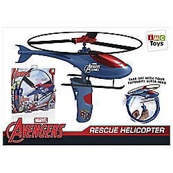 Avengers Rescue Helicopter