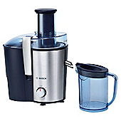 Bosch MES3000GB Juice Extractor, Blue & Silver