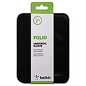 "Belkin Universal 7"" Tablet Portfolio Sleeve - Black"