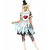 Alice in Blunderland - Adult Costume Size: 12-14